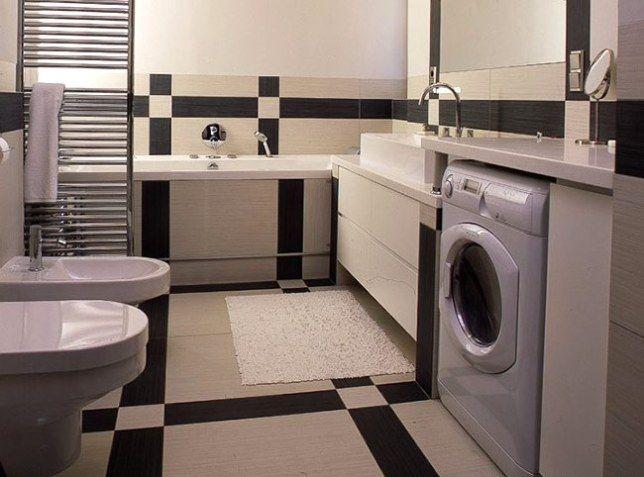 Куда поставить стиральную машину